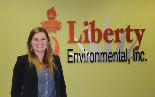 Kay Stinley, Civil & Environmental Engineering Intern in Reading, PA