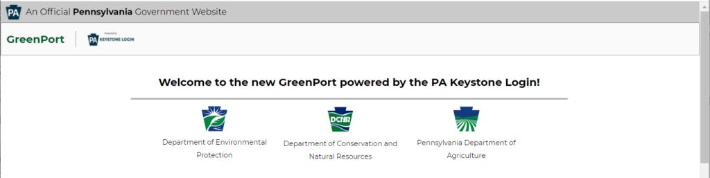 Pennsylvania GreenPort System