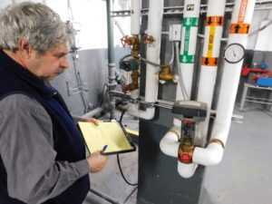 ASHRAE Level II energy audit inspection services in NYC
